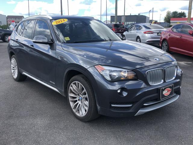 2014 BMW X1 XDRIVE28I*HEATED SEATS*PANO ROOF*PARK SENSORS