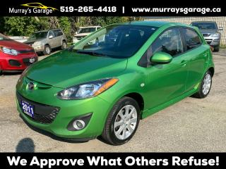Used 2011 Mazda MAZDA2 GS for sale in Guelph, ON