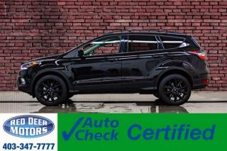 Used 2018 Ford Escape AWD SE Appearance Pkg Nav BCam for sale in Red Deer, AB