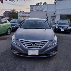 Used 2011 Hyundai Sonata Limited w/Nav for sale in Toronto, ON