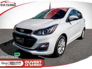 Used 2019 Chevrolet Spark *LT*CRUISE*BLUETOOTH*AIR* for sale in Québec, QC
