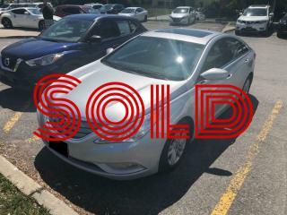 Used 2013 Hyundai Sonata GLS for sale in Burlington, ON