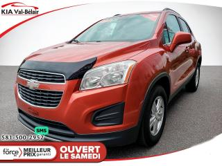 Used 2015 Chevrolet Trax *2LT*AWD*CAMÉRA*AIR*CRUISE* for sale in Québec, QC