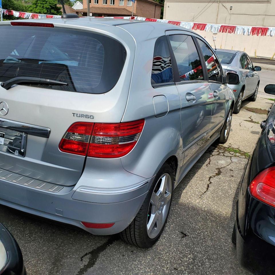 2011 Mercedes-Benz B-Class