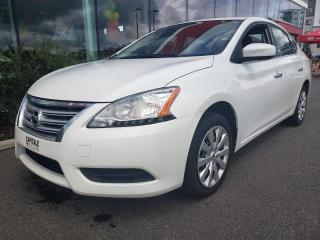 Used 2015 Nissan Sentra *SV*AIR*CRUISE*BLUETOOTH* for sale in Québec, QC