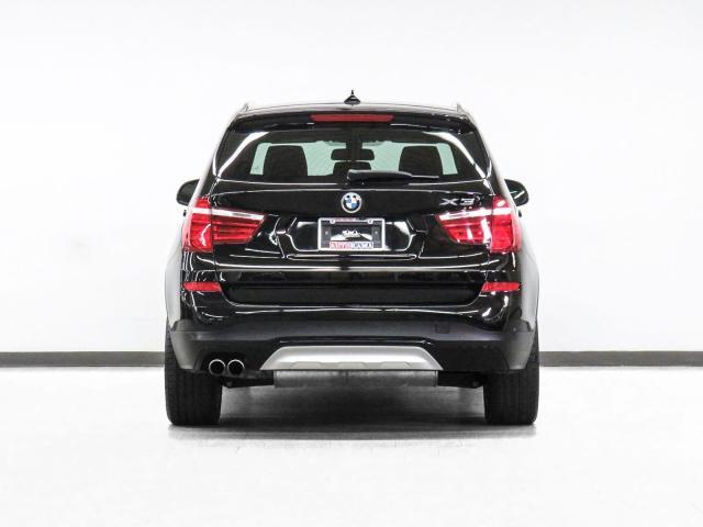 2017 BMW X3 xDrive28i Nav Leather PanoRoof Backup Camera