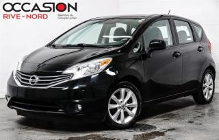 Used 2014 Nissan Versa Note SL MAGS+SIEGES.CHAUFFANTS+BLUETOOTH for sale in Boisbriand, QC