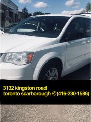 Used 2016 Dodge Grand Caravan SXT,certified , for sale in Scarborough, ON