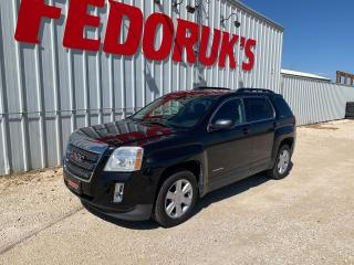 Used 2010 GMC Terrain SLE-2 for sale in Headingley, MB