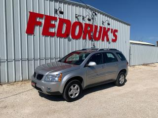 Used 2008 Pontiac Torrent FWD for sale in Headingley, MB