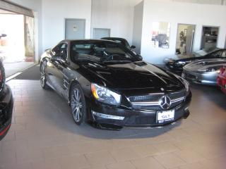 Used 2013 Mercedes-Benz SL-Class SL 63 AMG for sale in Markham, ON