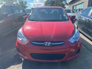 Used 2016 Hyundai Accent **GL**LOW KMS**BLUETOOTH**HEATED SEATS** for sale in Hamilton, ON
