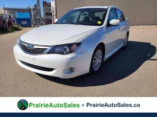 Used 2009 Subaru Impreza 2.5i w/Sport Pkg for sale in Moose Jaw, SK