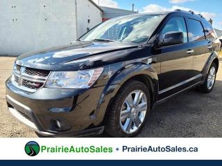 Used 2013 Dodge Journey R/T for sale in Moose Jaw, SK