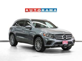 Used 2017 Mercedes-Benz GLC 300 4Matic Nav Leather PanoRoof Backup Cam for sale in Toronto, ON