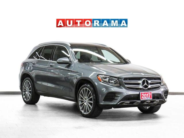 2017 Mercedes-Benz GLC 300 4Matic Nav Leather PanoRoof Backup Cam