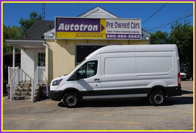 2015 Ford Transit 250 High Roof Loaded