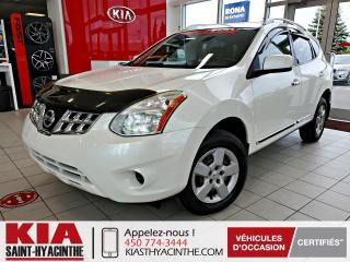 Used 2013 Nissan Rogue S AWD ** GR ÉLECTRIQUE + A/C for sale in St-Hyacinthe, QC