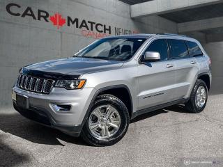 Used 2017 Jeep Grand Cherokee LAREDO / 4X4 / ALLOY WHEELS for sale in Cambridge, ON