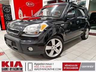 Used 2010 Kia Soul 4u Burner ** TOIT OUVRANT / MAGS for sale in St-Hyacinthe, QC