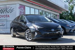 Used 2017 Toyota Prius TOURING+GPS!!!! for sale in Pointe-Claire, QC