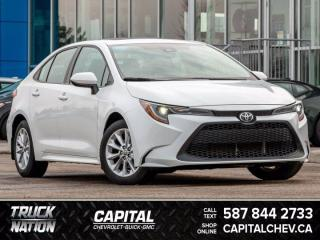 Used 2020 Toyota Corolla LE for sale in Calgary, AB