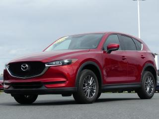 Used 2017 Mazda CX-5 GX INTEGRAL JAMAIS ACCIDENTE!!! for sale in St-Georges, QC