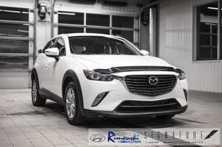 Used 2016 Mazda CX-3 GS AWD chez Rimouski Hyundai for sale in Rimouski, QC