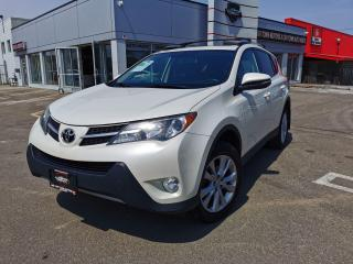 Used 2015 Toyota RAV4 LIMITED  for sale in St. Catharines, ON