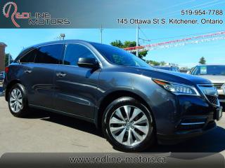 Used 2016 Acura MDX SH-AWD ***PENDING SALE*** for sale in Kitchener, ON