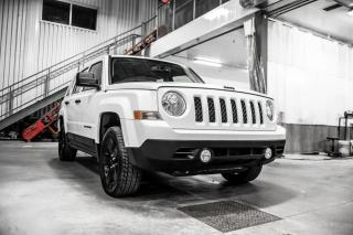 Used 2015 Jeep Patriot Altitude 4RM 4 portes for sale in Rimouski, QC
