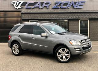 Used 2011 Mercedes-Benz M-Class ML 350 BlueTEC for sale in Calgary, AB