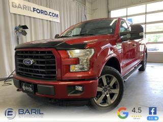 Used 2016 Ford F-150 Cab SuperCrew 4RM 157 po XLT for sale in St-Hyacinthe, QC