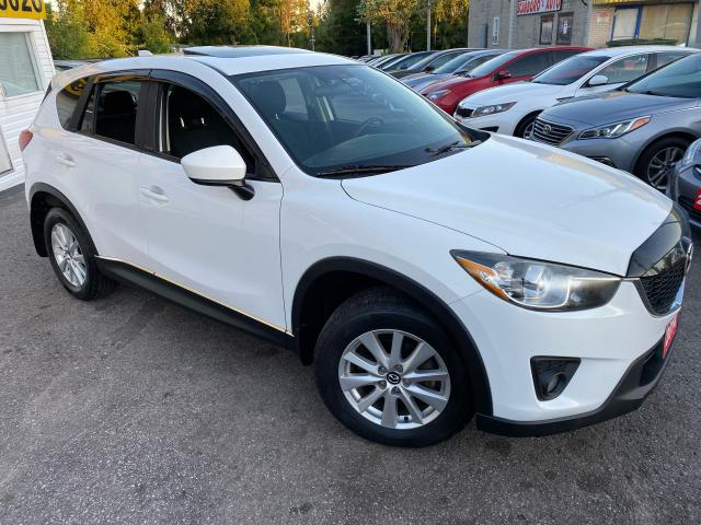 2014 Mazda CX-5 GT/ AWD/ NAVI/ CAM/ SUNROOF/ BLUETOOTH/ TINTED ++