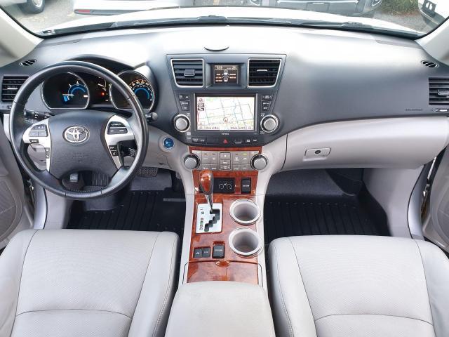 2011 Toyota Highlander Hybrid LIMITED Photo12