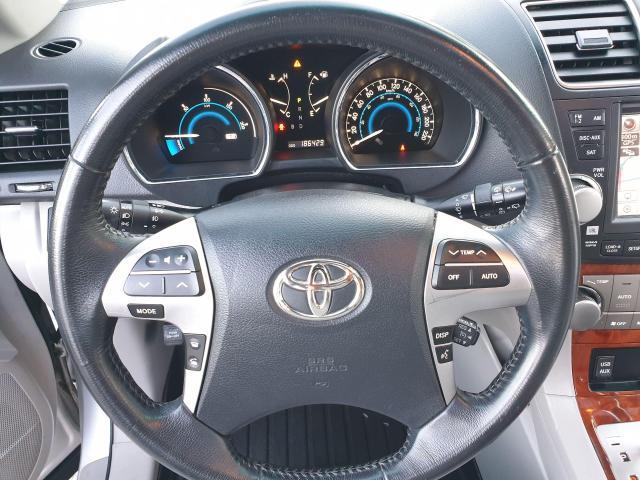 2011 Toyota Highlander Hybrid LIMITED Photo17