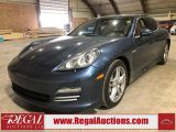 Photo of Blue 2010 Porsche Panamera