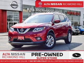 Used 2016 Nissan Rogue SV AWD   Power Seats   Heated Seats   17 Alloys for sale in Richmond Hill, ON