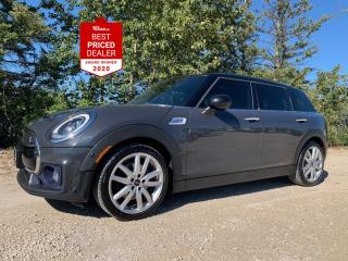 Used 2016 MINI Cooper Clubman S *JOHN COOPER WORKS - NAVIGATION - PANORAMIC* for sale in Winnipeg, MB