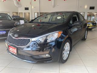 Used 2016 Kia Forte (4) LX + for sale in Waterloo, ON