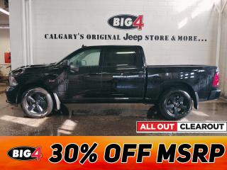 New 2020 RAM 1500 Classic ST Express Night Edition for sale in Calgary, AB