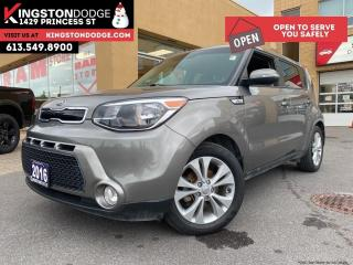 Used 2016 Kia Soul EX   Heated Seats   Bluetooth for sale in Kingston, ON