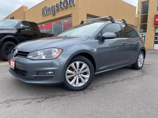 Used 2015 Volkswagen Golf Comfortline TSI- Backup Camera, Heated Seats! for sale in Kingston, ON