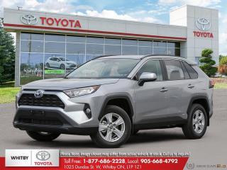 New 2020 Toyota RAV4 Hybrid XLE for sale in Whitby, ON