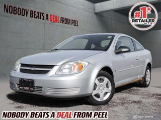Used 2006 Chevrolet Cobalt 2DR CPE LS for sale in Mississauga, ON