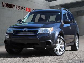 Used 2010 Subaru Forester 5dr Wgn Auto 2.5X Sport for sale in Mississauga, ON