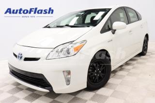 Used 2014 Toyota Prius Hybrid/Electric *Bluetooth *Clean! *Camera for sale in Saint-Hubert, QC