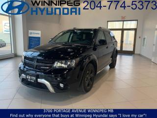 Used 2019 Dodge Journey Crossroad for sale in Winnipeg, MB