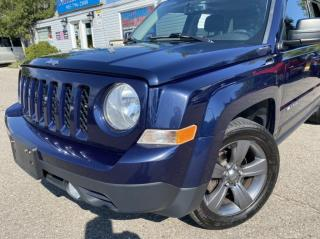 Used 2014 Jeep Patriot FWD 4dr HIGH altitude,  Accident free ONE OWNER for sale in Brampton, ON