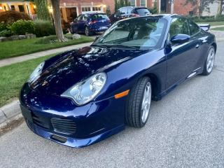 Used 2005 Porsche 911 Carrera C4S, Aerocup kit, 6 speed manual, AWD, rare rare car for sale in Halton Hills, ON